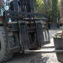 Fork Positioners with Fork Carriers
